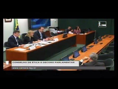 CONSELHO DE ÉTICA E DECORO PARLAMENTAR - Reunião Deliberativa - 24/04/2018 - 15:28