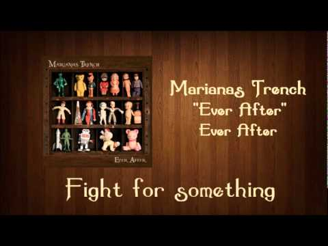 EVER AFTER ACOUSTIC CHORDS by Marianas Trench @ Ultimate ...