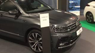 Présentation du Volkswagen Tiguan R-Line 2019