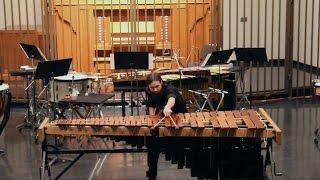 Joseph Schwantner - Velocities, Marimba Solo