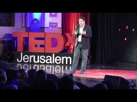 Seeing with the Ears. Hands and Bionic Eyes: Amir Amedi at TEDxJerusalem