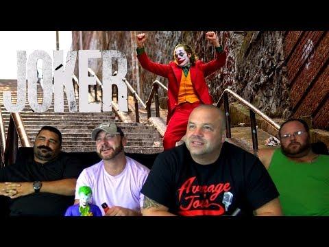 Joker   Final Trailer   REACTION!!!