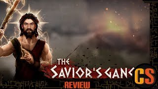 THE SAVIOR'S GANG - PS4 REVIEW (Video Game Video Review)