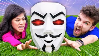 RACE to EXPOSE CHAD'S SECRET on Project Zorgo Hacker Mask