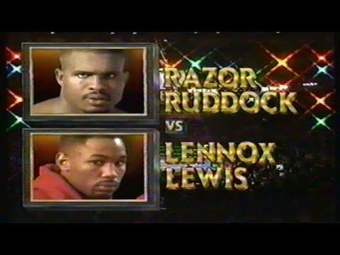 Razor Ruddock vs Lennox Lewis