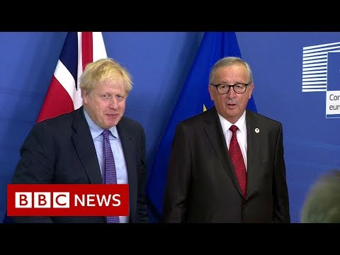 Brexit: Boris Johnson agrees new Brexit deal with EU - BBC News