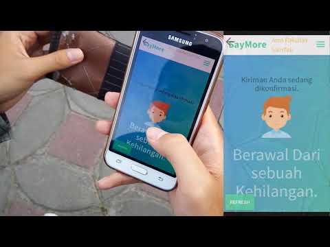 Aplikasi Mencari barang hilang Saymore Iklan