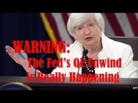 MUST : The Fed's QE Unwind is Really Happening
