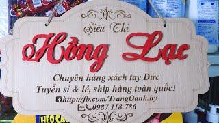 TRUNG TAM TO CHUC SU KIEN VA THUONG MAI HONG LAC