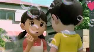 ##naino ki yE bAAt naina jaanE hai##_Nobita Shizuka version.mp4