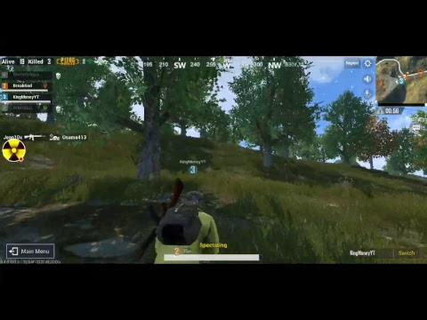 One chicken dinner yesterday let's get some more. PUBG Mobile #16