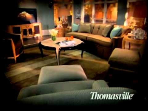 South Florida TV Commercial Production Company   Thomasville Furniture    Bogart Lux