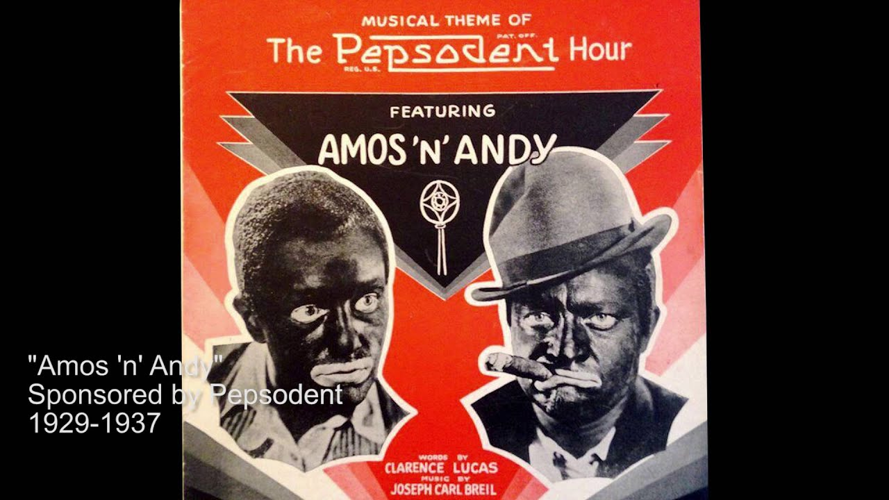 Amos \'n\' Andy Radio program (Racism in Radio Advertising) - YouTube