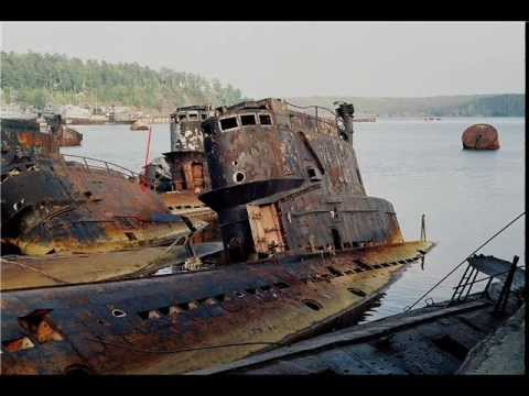 Submarine Graveyard part 2