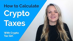 How to Calculate Cryptocurrency Taxes - Cointracking Tutorial by Crypto Tax Girl