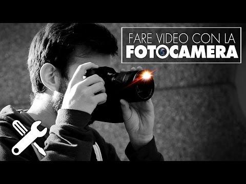 I migliori consigli da seguire per fare video con la fotocamera