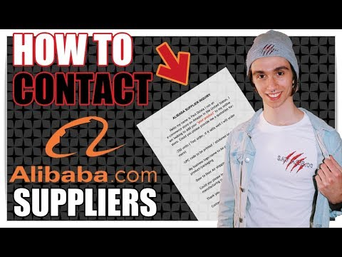 How to Contact Alibaba Suppliers Step by Step!