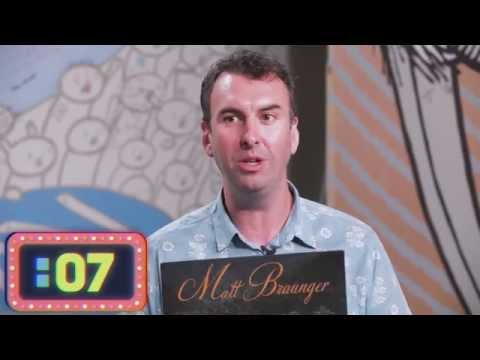 Comedian Matt Braunger tries to tell our fake Netflix categories from real ones