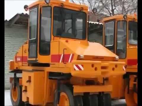 КАТОК ВИБРАЦИОННЫЙ АМКОДОР 6622В