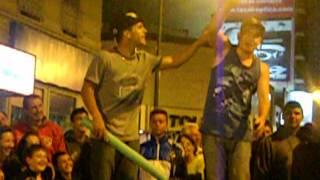 """Kevin Y Dario con """"LOCOS QUE DAN RISA"""" en Mar Del Plata(yohanna berton )"""
