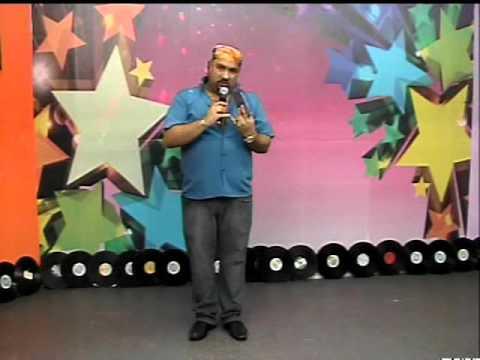 Só No Vinil Na TV  02  10  Apresentação Hugo Tupã O Cigano