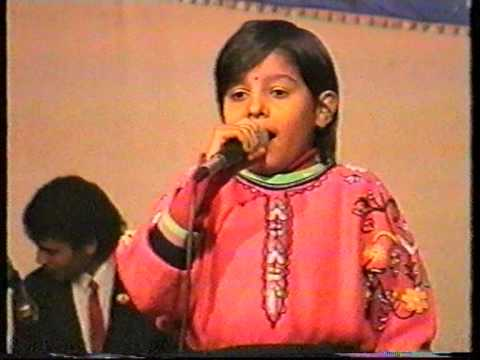 Baby Sunidhi Chauhan with DO RE MI LiveMusic | 31.12.92 |