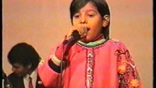 Baby Sunidhi Chauhan with DO RE MI LiveMusic 31