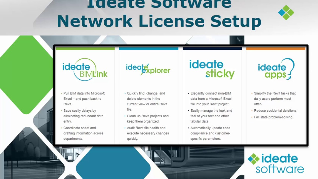 Setting Up Your Licensing Server | Ideate Software for Revit