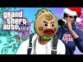 GTA 5 Online Funny Moments - Christmas Treasure Hunt & Snow Fun!