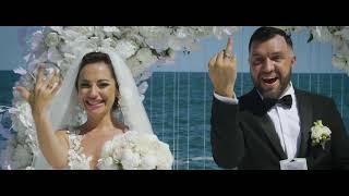 Самая яркая и веселая свадьба в Одессе Максима и Виктории.