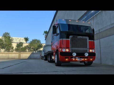 Oversized Argosy has a Mean Bark - ATS American Truck Simulator |
