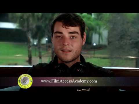 Film Access 30 student Interview 03