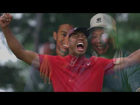 TIGER WOODS Masters Victory - Golf Motivation