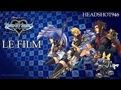 Kingdom Hearts : Birth by Sleep - Le Film Complet [FR] [HD]