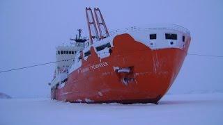 Antarktika, hier kom die Suid-Afrikaners!