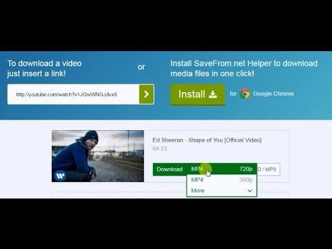 Cara Download Video Yotube Dengan Mudah Dan Cepat Tanpa Menggunakan