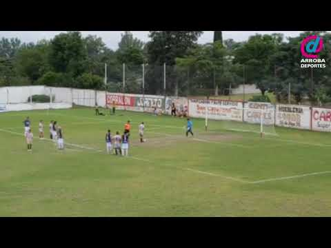 Club Atlético Olimpia Oriental 0 vs. Club Atlético Peñarol 1 - Gol Mogro