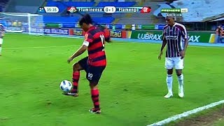 Top 10 Ridiculous Skills Invented By Ronaldinho