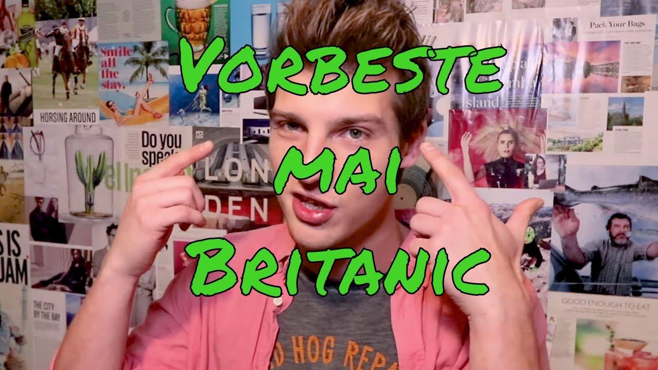 Cum sa vorbesti mai britanic  (Tongue Twisters) | Invata Engleza Usor #7