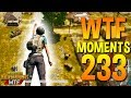 PUBG Daily Funny WTF Moments Highlights Ep 233 (playerunknown's battlegrounds Plays)