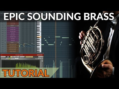 How To Write Orchestral Music - Epic Brass Basics & Realistic French Horns