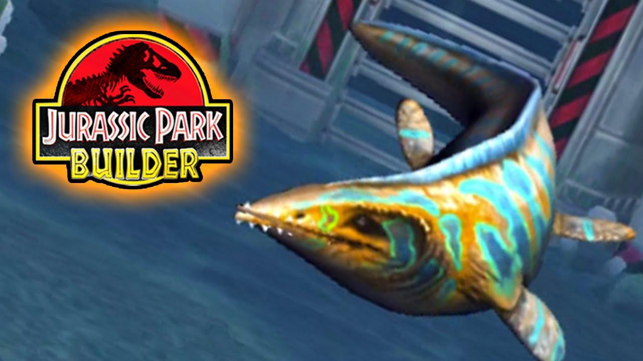 Xiphactinus Jurassic Park Builder | www.imgkid.com - The ...