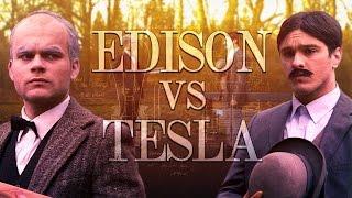 """Wielkie Konflikty - odc.9 """"Edison vs Tesla""""(BONUS!)"""