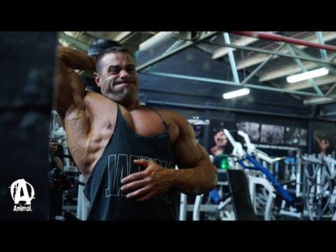 Trashing Triceps With Evan \