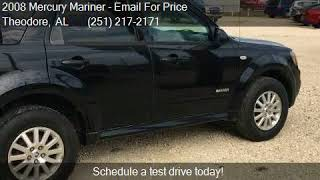 2008 Mercury Mariner Premier 4dr SUV for sale in Theodore, A