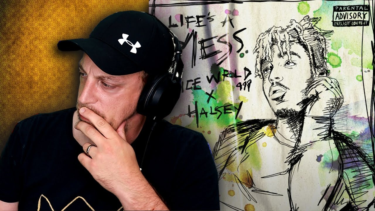 Juice WRLD ft. Halsey - Life's A Mess - REACTION/REVIEW!!!