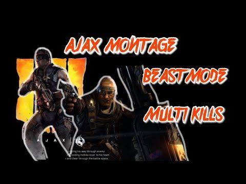 COD: BO4 Ajax OP Montage *Beast Mode*