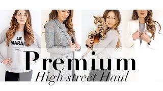 PREMIUM HIGH STREET HAUL | Lydia Elise Millen