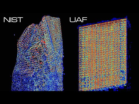 UAF WTC 7 Evaluation Simulation Plausibility Check (Leroy Hulsey, AE911Truth)