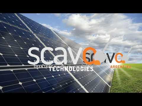 SCAVO Technologies - Sustainable Crypto Mining Farm